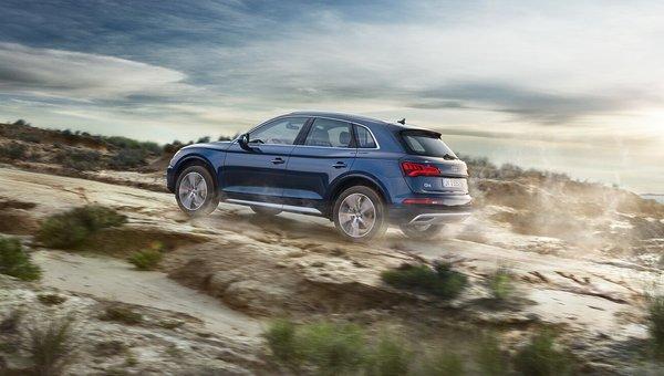 The 2019 Audi Q5 : Nimble luxury