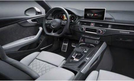 Audi S5 Award