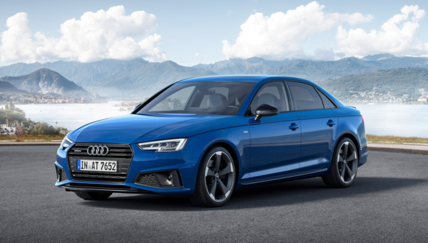 The 2019 Audi A4 sedan: Renewed performance and luxury