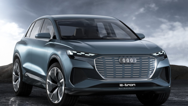 2019 Audi e-tron: The pinnacle of electrified luxury