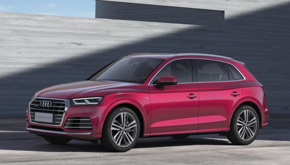 The 2019 Audi Q5: Form, function, and performance