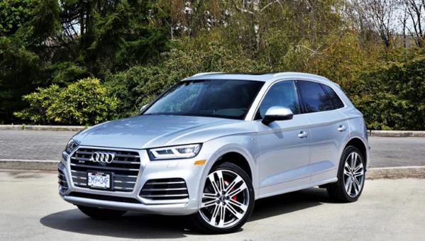 2018 Audi SQ5 3.0 TFSI Quattro Technik Road Test Review