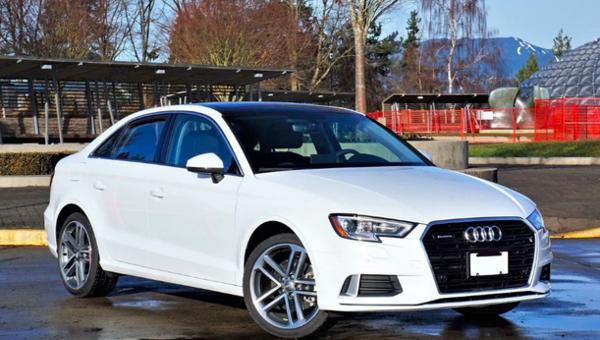 2018 Audi A3 Sedan 2.0 TFSI Quattro Road Test Review