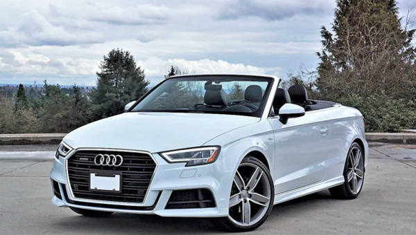 2017 Audi A3 Cabriolet Road Test