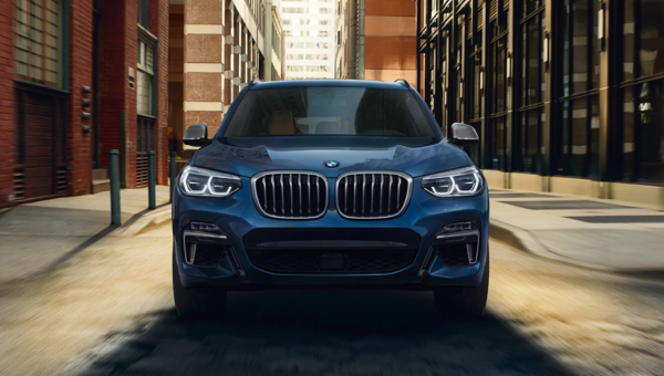 The 2019 BMW X3: Redefining The SUV