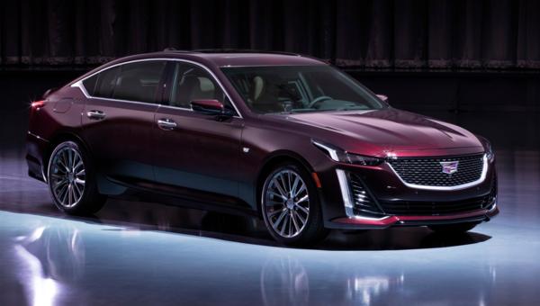 Cadillac CT5 2020: le style d'une future icône de Cadillac