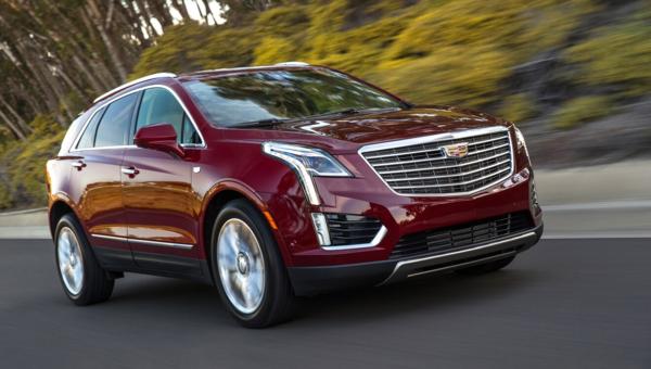 Cadillac XT5 2019: la référence en matière de Cadillac
