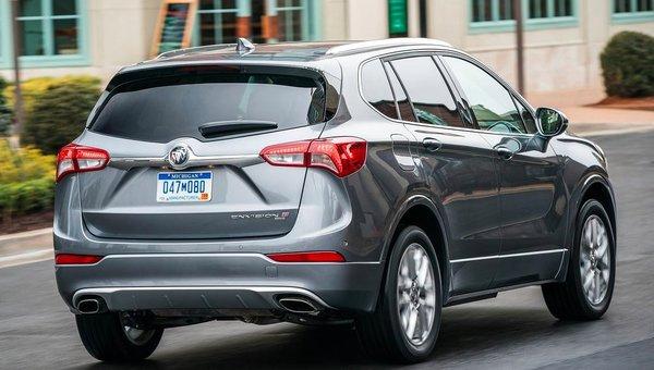 Buick Envision 2019: luxe et confort pour tous