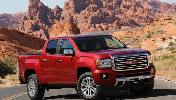 GMC Canyon 2019: des camions à votre image