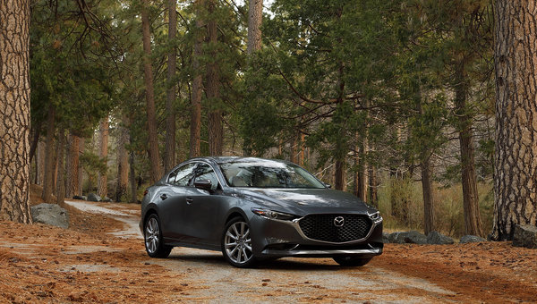 Three Things to Know About the 2019 Mazda3