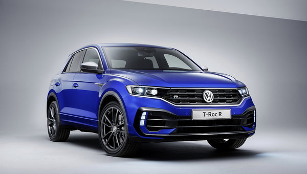 The Volkswagen T-Roc R shows the full potential of a small VW SUV