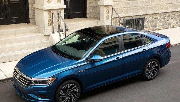 Voici la nouvelle Volkswagen Jetta 2019