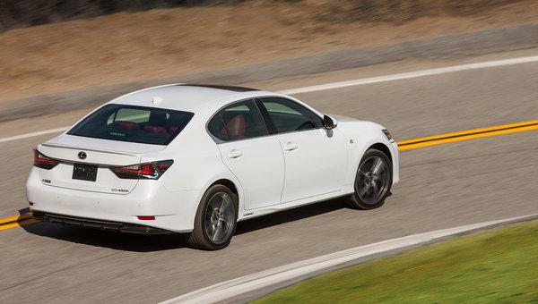 2019 Lexus GS: Take a Journey Into Bold Luxury
