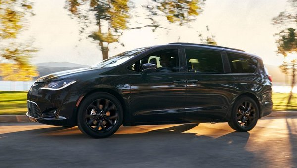 2018 Chrysler Pacifica Is AJAC's Utility Vehicle of the Year