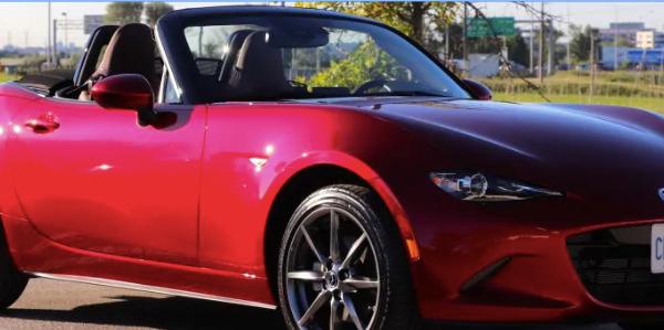 Premières impressions de la Mazda Miata MX-5 2019