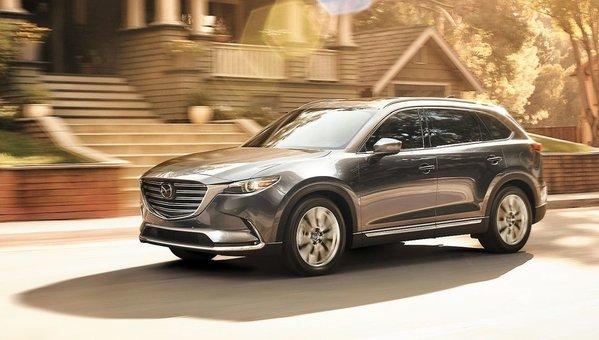 Mazda CX-9: une popularité qui se maintient