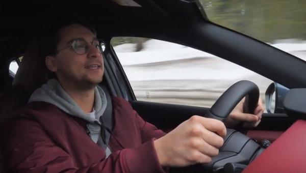 Essai routier de la Mazda3 AWD 2019