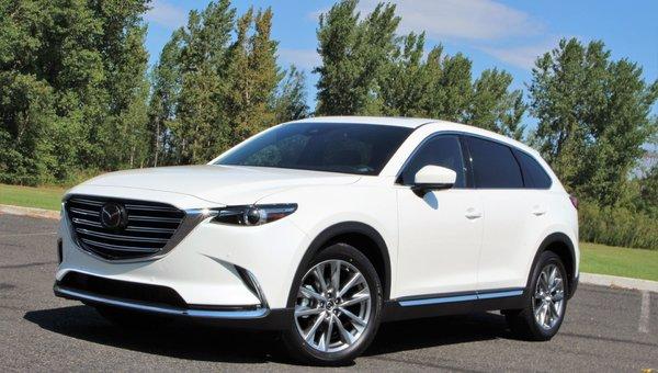 Mazda CX-9 2019 : le gymnaste