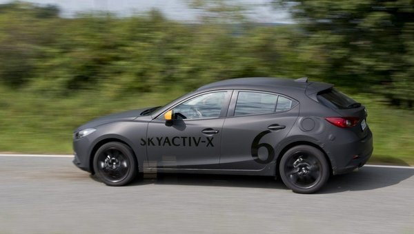 The evolution of the gas engine: Mazda unveils SKYACTIV-X and its next-gen platform.