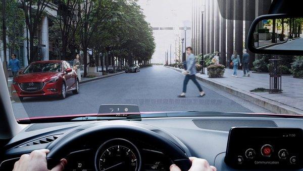 2015  Mazda3 - i-ACTIVSENSE Technology | Mazda Canada
