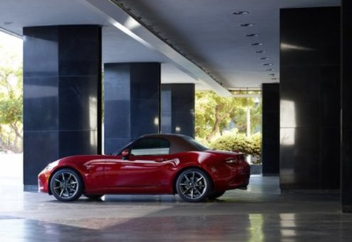 The 2019 Mazda MX-5: more power, more fun