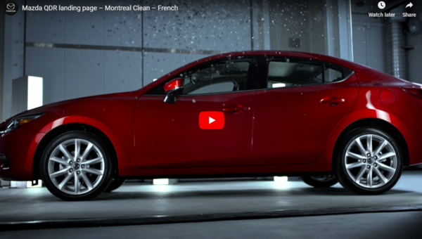 Qualité Mazda