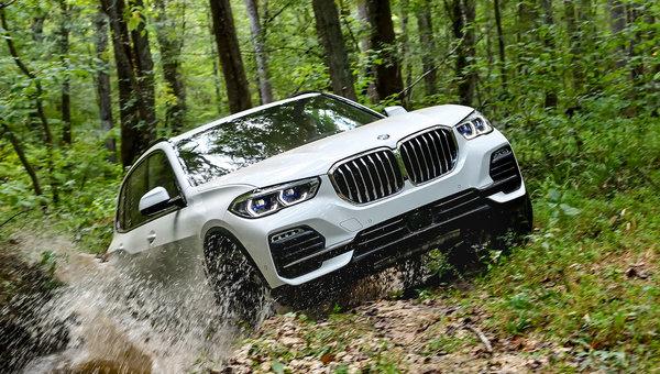 Pourquoi acheter un BMW X5 2019?