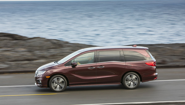 Three Ways the 2019 Honda Odyssey Stands Out in Terms of Space and Versatility