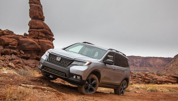 A Quick Look at the 2019 Honda Passport Reviews