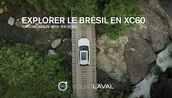 Exploring Brazil With The Volvo XC60
