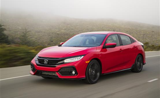 2018 Honda Civic Hatchback: The Utility Civic