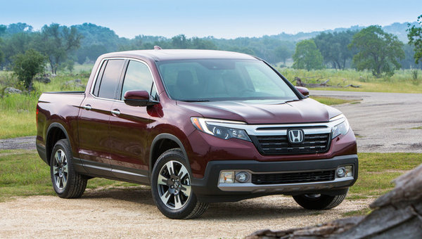 The 2019 Honda Ridgeline is making the pickup great again