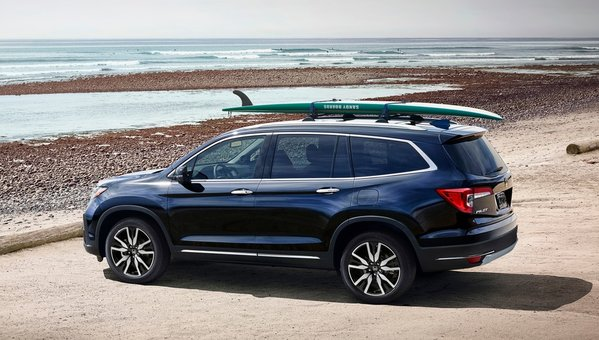 2019 Honda Pilot: New in all the Right Ways
