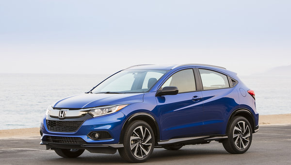 2019 Honda HR-V: Notable Improvements