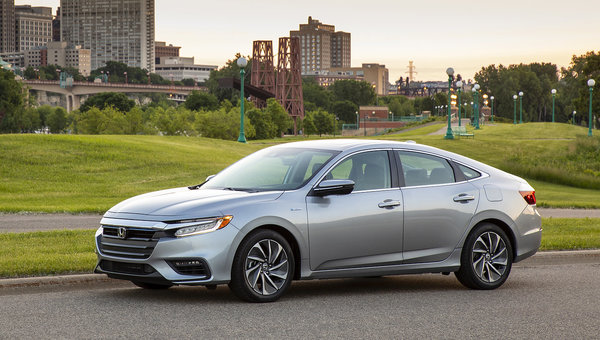 2019 Honda Insight Reviews
