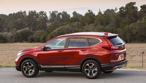 The 2019 Honda CR-V has a model for everyone