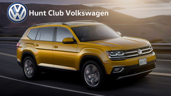 2018 VW Atlas makes room for you