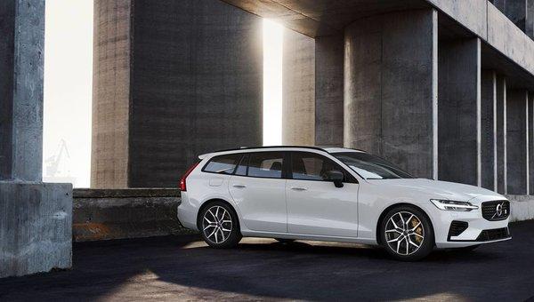 Les nouvelles Volvo S60 et V60 Polestar 2020 disponibles au Canada!