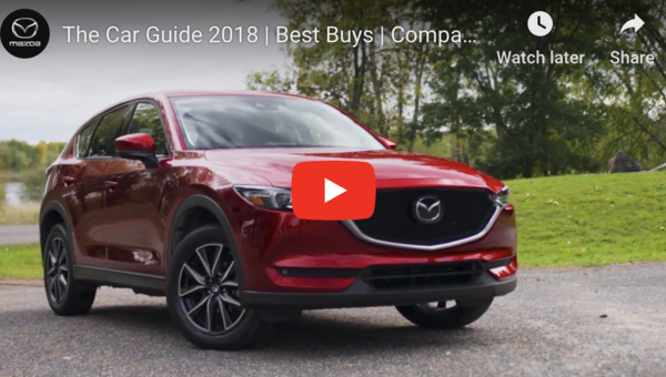 The Car Guide | Best Buys | Mazda CX-5