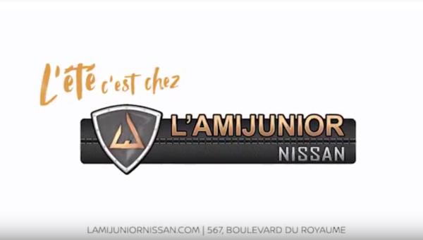 Equipé pour l'été - Nissan Rogue