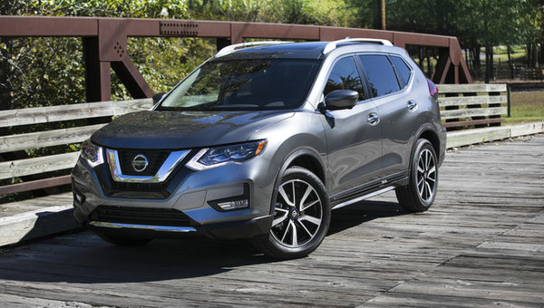 Nissan Rogue 2018: Sa popularité s'explique facilement