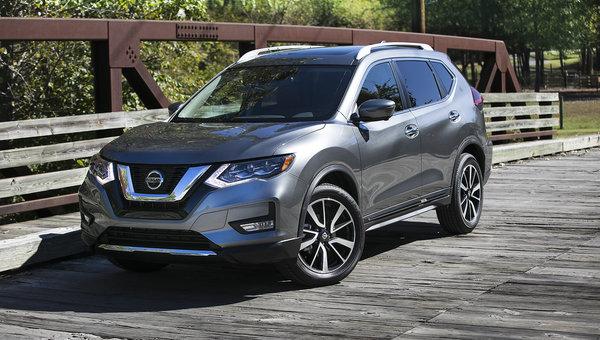Le Nissan Rogue 2019 fait de la sécurité une priorité