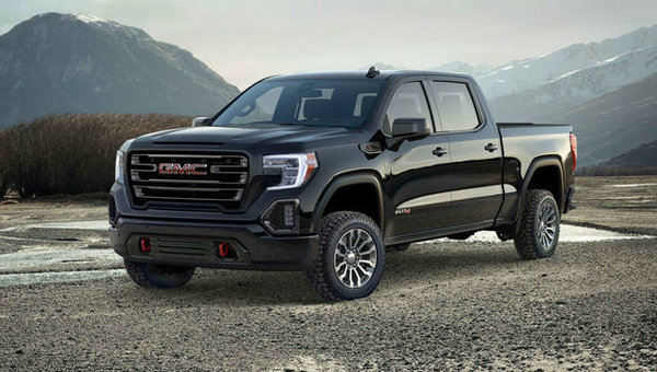 2019 GMC Sierra packs more off-road with new AT4 package