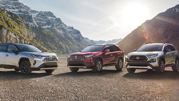 Which 2019 RAV4 is Right For You?