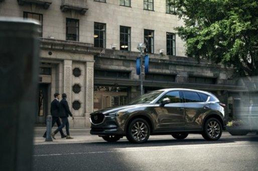 Pour 2019, le Mazda CX-5 présente une version Signature et un moteur turbo