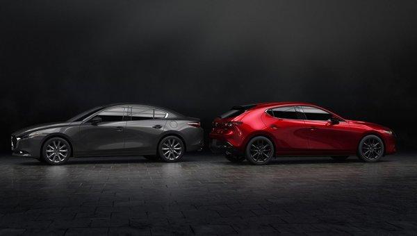 Mazda dévoile la toute nouvelle Mazda3
