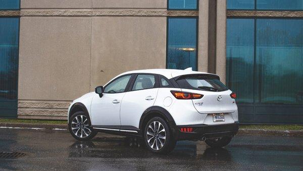 Mazda CX-3 2019: de moi, à moi