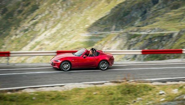 Mazda MX-5, un pur plaisir