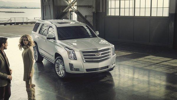 Un Cadillac Escalade électrique serait en préparation