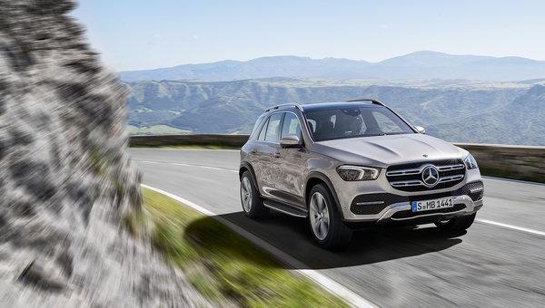 Le Mercedes-Benz GLE 2020 est la nouvelle référence des VUS de luxe